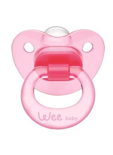Wee Wee Baby 111 Akide Damaklı Emzik 0-6 Ay  Renkli
